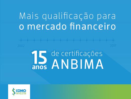 Mais qualificação para o mercado financeiro: 15 anos das Certificações ANBIMA