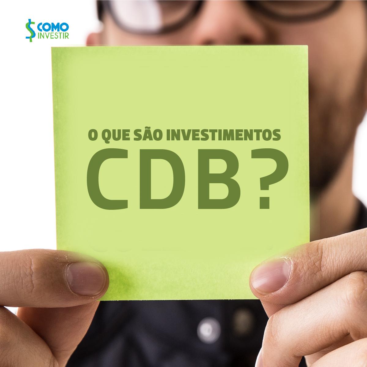 Investimento em CDB: saiba como funciona