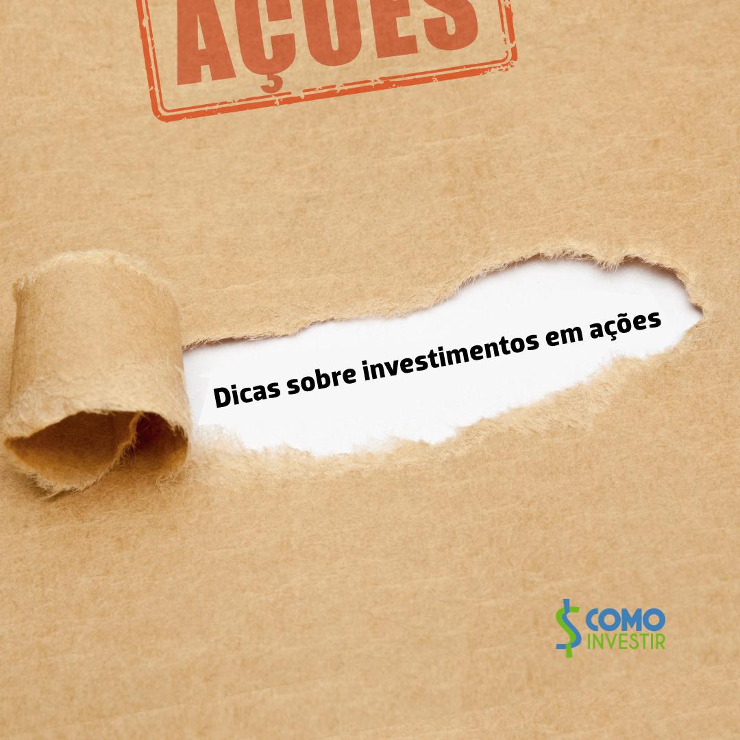 50 fatos sobre o investimento em ações