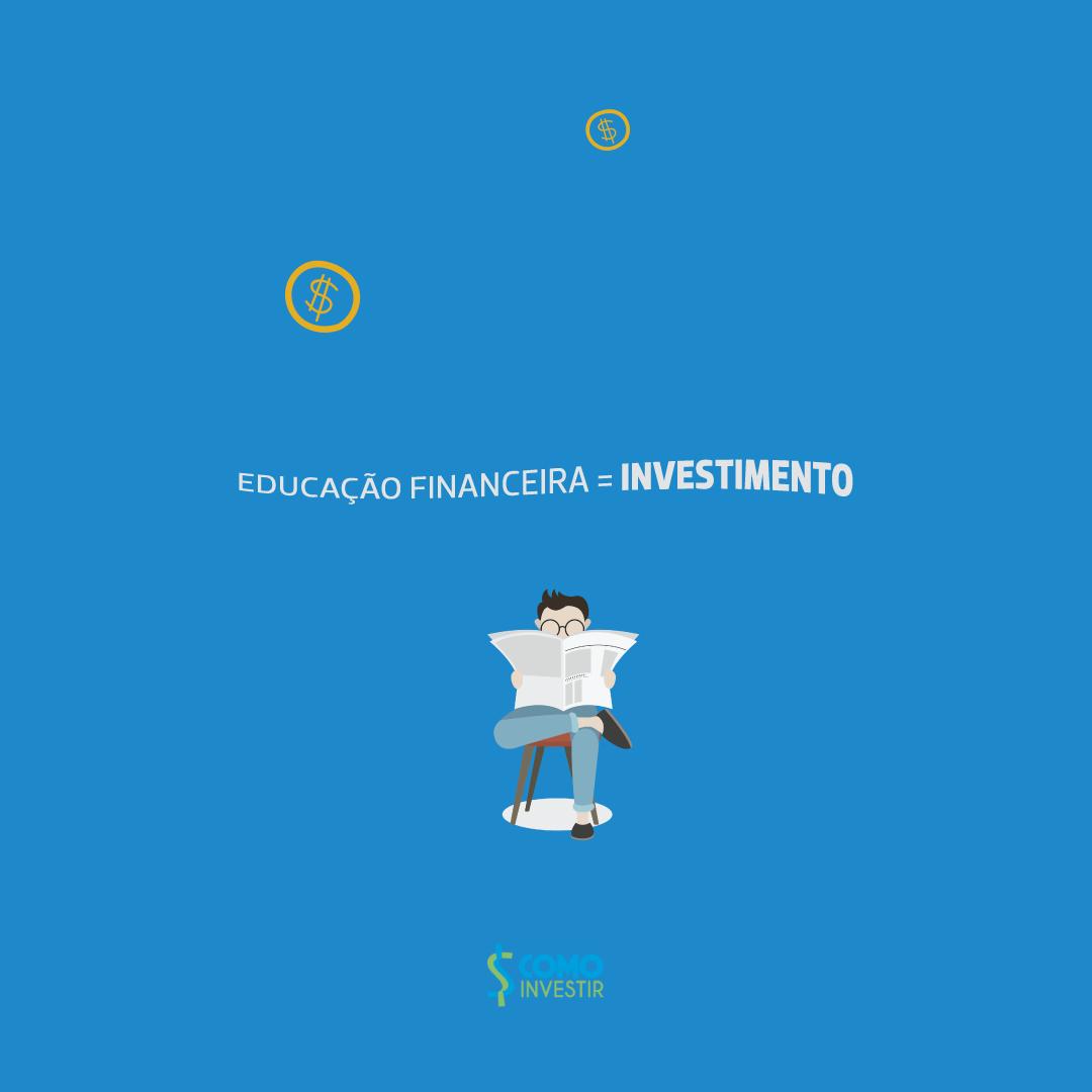 Pesquisa mostra que 75% dos brasileiros não investiram em 2018