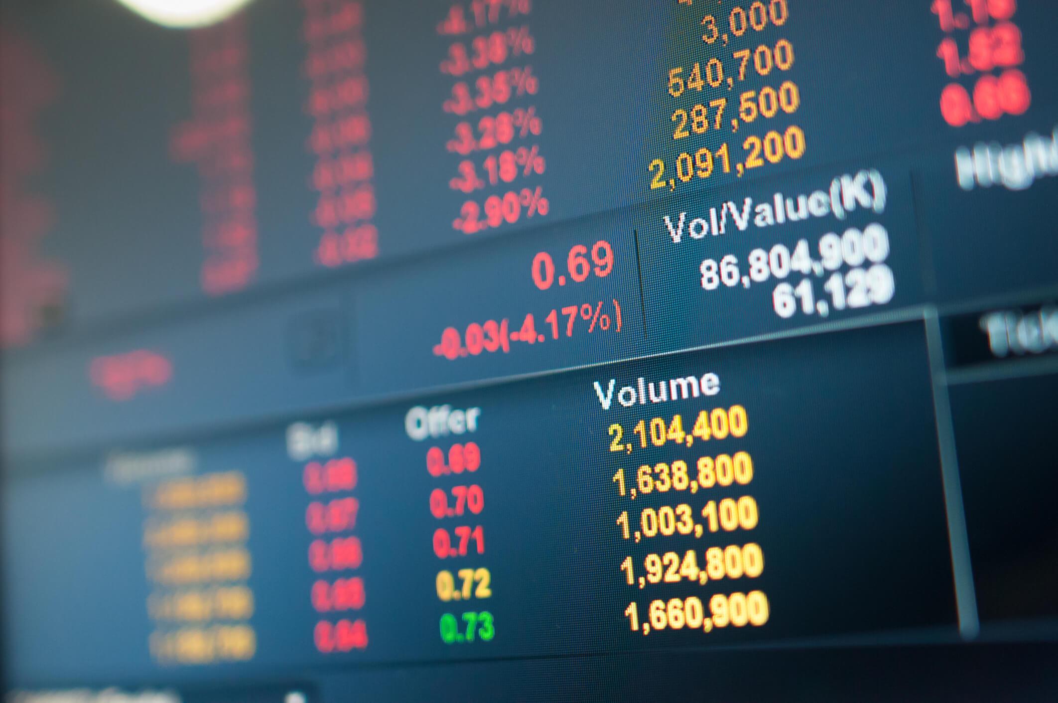 Entenda agora mesmo o que é volatilidade e como ela funciona