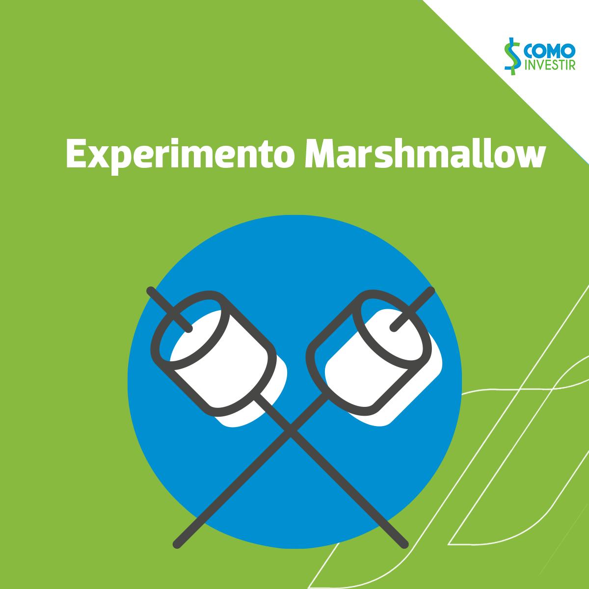 Experimento do Marshmallow: o que ele pode nos ensinar sobre cuidar do futuro?